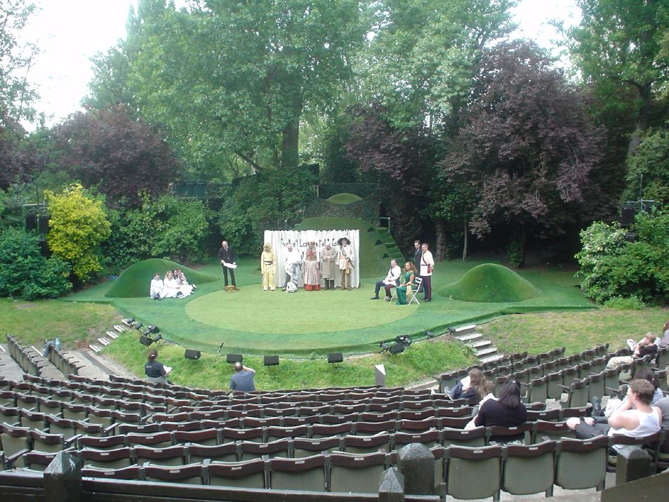 Open Air Theatre, Regent's park